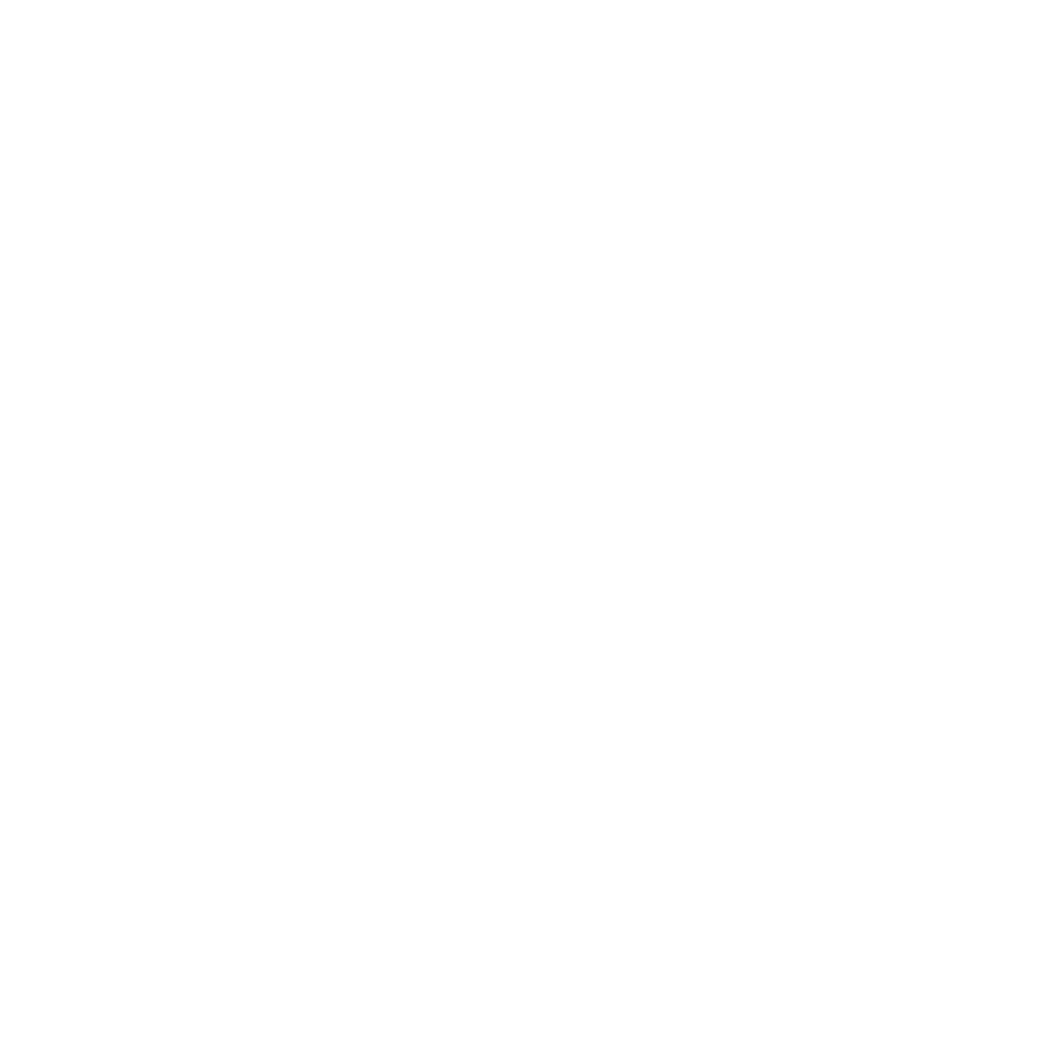 Tree Logo White